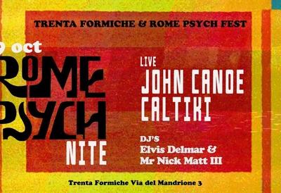 Rome Psych Nite